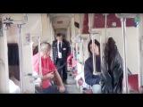 Поезд Львов – Москва. Эксперимент «Разведки»
