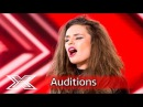 Can Samantha Lavery blow the Judges away? | Auditions Week 1 | The X Factor UK 2016