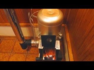 На все руки мастер 6, печка для дачи, отопление, котёл из баллона