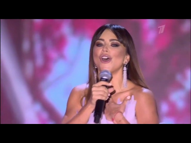 Ани Лорак - Вишневый сад, Юбилейный концерт Софии Ротару / 03.09.2017