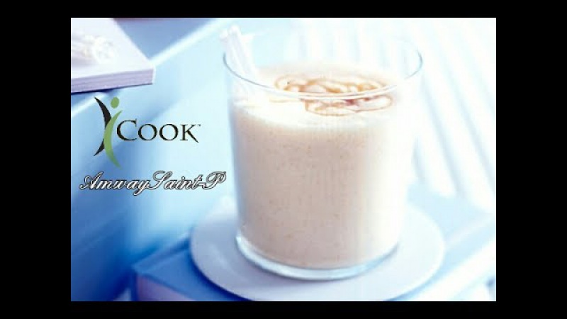 ICook Блендер от Amway Рецепт смузи «Бодрое утро».