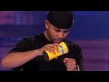 BEST Magic show in the world - Street Magician America's Got Talent