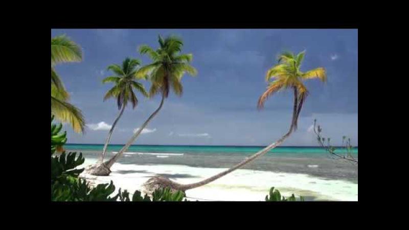 Белые песчаные пляжи