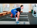 Становая тяга на прямых ногах техника выполнения