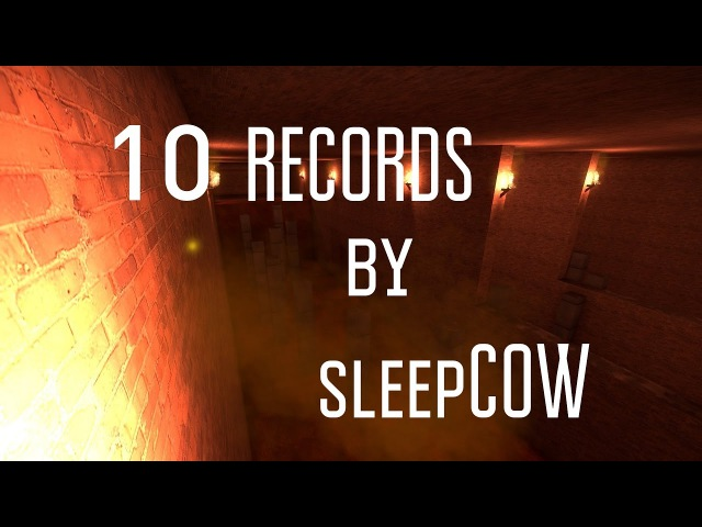 CS:GO BHOP - 10 records by sleepCOW
