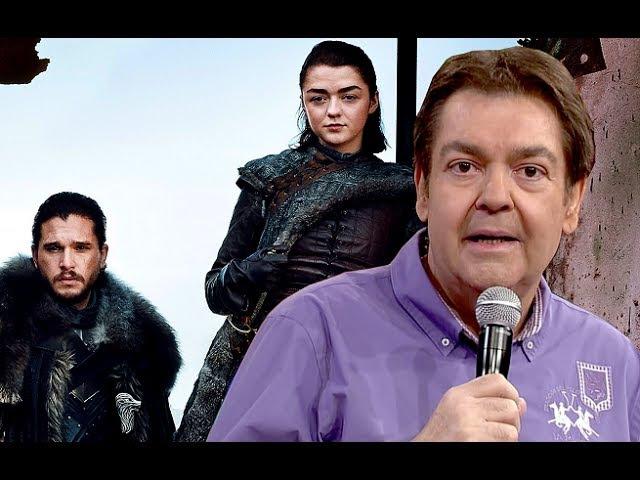 Game of Thrones - Trailer 7ª Temporada | NARRADO PELO FAUSTÃO