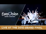 Giorgos Alkaios &amp Friends - OPA (Greece) Live 2010 Eurovision Song Contest