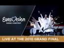 Giorgos Alkaios Friends - OPA (Greece) Live 2010 Eurovision Song Contest