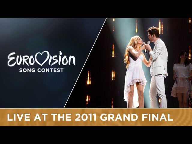 Ell Nikki - Running Scared (Azerbaijan) Live 2011 Eurovision Song Contest