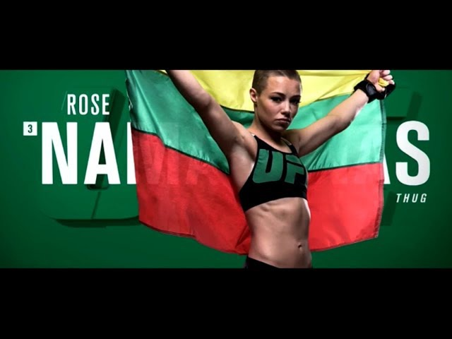 Rose Namajunas • Thug Rose (Highlightsᴴᴰ)