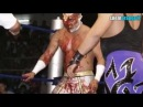 Sin cara Mistico bleeding half unmasked YouTube