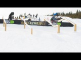 Jamie Anderson's Top Run from Slopestyle Jib Finals - Dew Tour 2016
