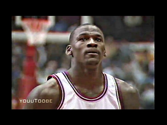 Michael Jordan First NBA Game Full Highlights! (Gets Standing Ovation in his NBA Debut)