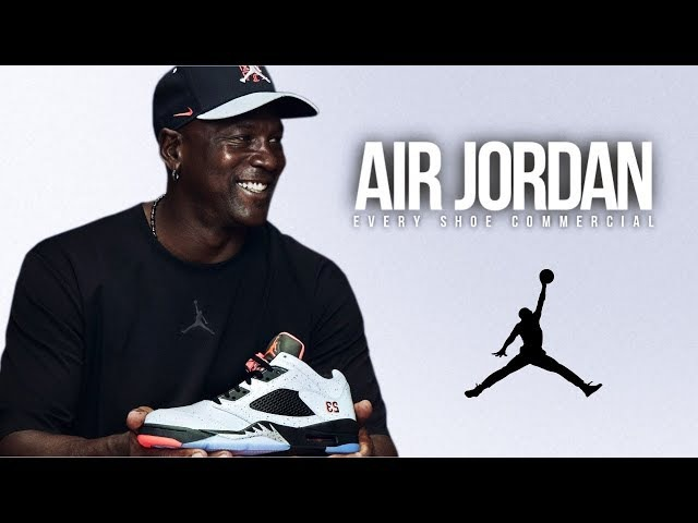 Air Jordan Commercials 1986 2017 ᴴᴰ