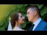 Очень красивый свадебный клип для Тани и Саши - видеооператор на свадьбу в Киеве
