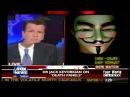 Anonymous Hacks Fox News Live on Air 2015