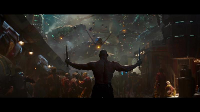 Марвел: Фаза II - Трейлер (Marvel Phase II Trailer) ♫ FMV-видеоклип