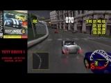 Все игры PS1. Выпуск 98 (Racing) - двойной Test Drive