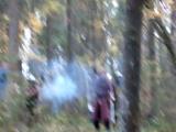 Атака Таборитами захваченной крестоносцами Праги