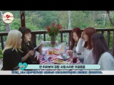 161116 Red Velvet @ Picnic On Sunny Afternoon PART 2, Clip 5 (рус. саб)