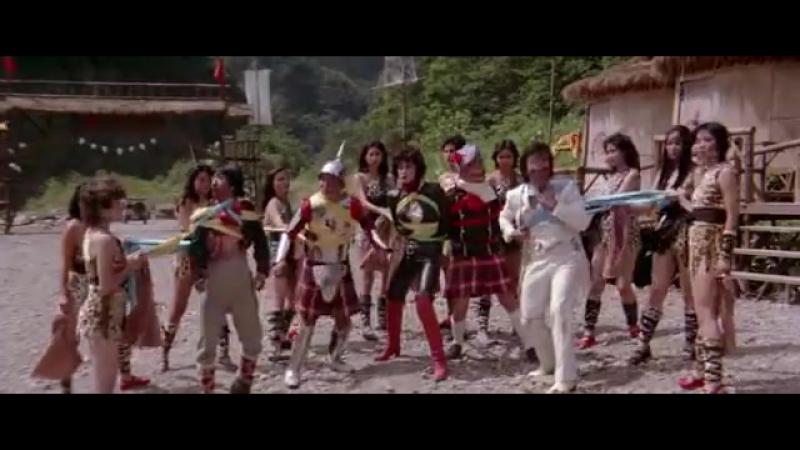 Особое задание. 1982. (Гонконг. фильм-боевик, триллер, комедия, приключения, военный, Джеки Чан)