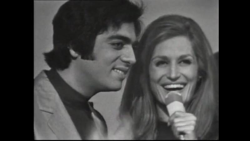 Dalida - Gondolier (feat E. Macias) / 21-12-1969 Tele dimanche