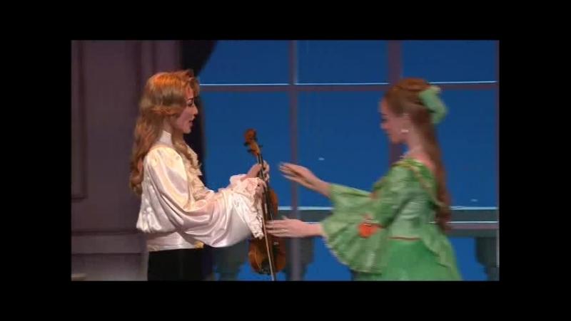 The Rose of Versailles: Fersen(Snow, 2013) Oscar: Sagiri Seina Andre: Ryuu Masaki
