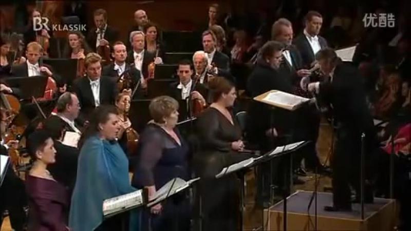 Mahler. Symphony No. 8 in E-flat major. Jansons. BRSO