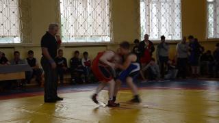 финал Аделя Шайхевалеева на турнире памяти Р.Ганиева