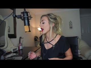 Samantha Harvey спела DJ Khaled - Wild Thoughts ft. Rihanna, Bryson Tiller