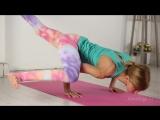 Йога для начинающих. Видео урок. Балансы на руках