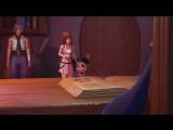 Kingdom Hearts 2.8 - Secret Ending (ENGLISH) (KH 0.2 BBS)