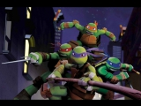 Teeneger ninja turtles- Battle