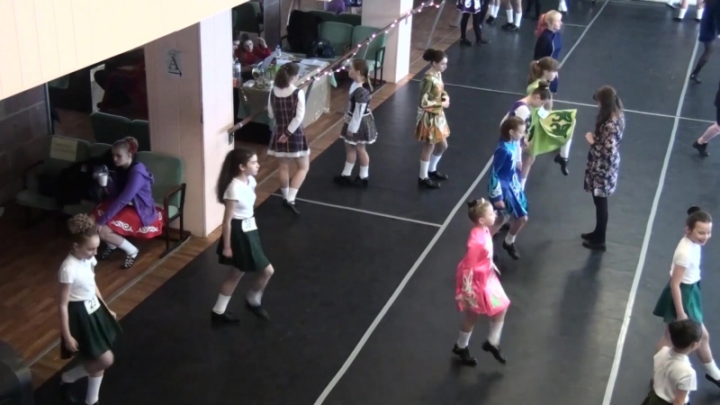 Moscow open feis