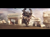 Крутой кинематографичный трейлер Titanfall 2 с живыми актерами.