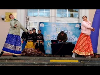 New Indian dance From Shaw - JAYA group