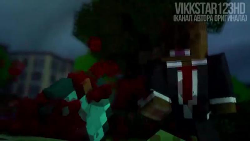 ЗОМБИ' МАЙНКРАФТ РЭП НА РУССКОМ _ Talking Zombies Minecraft Parody Song