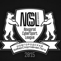 Логотип Федерация киберспорта Новгородской Области