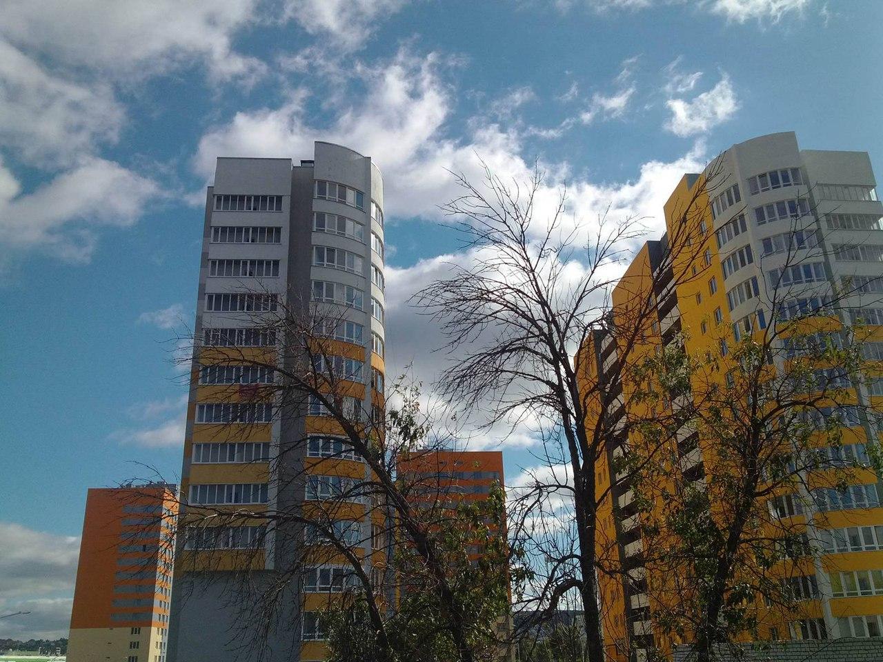 2 квартиры в новостройках в Пензе