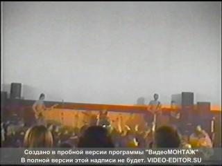 Рок фестиваль Возвращение, г. Великие Луки , 2001 год .