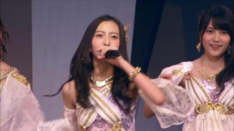 En01(22.01). Koko ga Rhodes da, Koko de tobe! [Anna Iriyama, Seina Fukuoka, ..., AKB48 Request Hour Setlist Best 1035 2015]