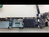 iPhone 5 Не заряжается (Замена U2)