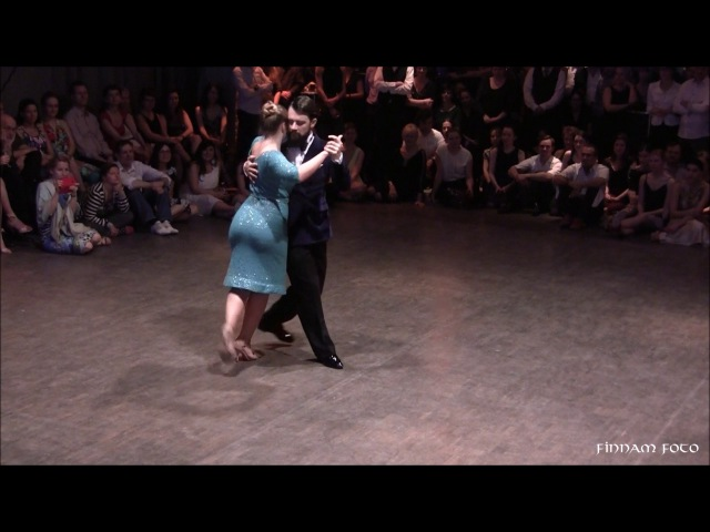 2017 Tango Frostbite - Maja y Marko