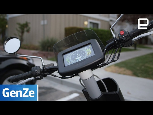 GenZe scooter Hands-on