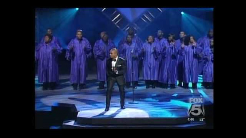 Kirk Franklin Salute To The Godfather Rev. Timothy Wright