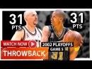 Throwback: Jason Kidd vs Reggie Miller EPIC Game 5 Duel Highlights (2002 Playoffs) - MUST WATCH!