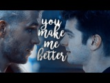 you make me better  Peter &amp Wade