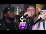 Ozone Media Hitman x Tantskii x Militant (DJ Big Mikee Show) SILK CITY RADIO