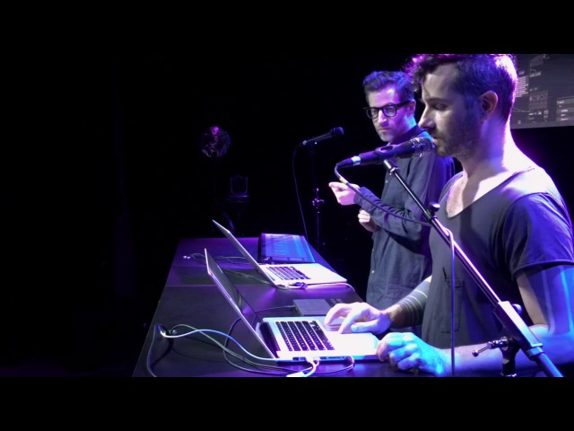 Deru Telefon Tel Aviv perform and explore BLOCKS with Max at NAMM 2017