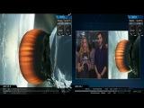 Два полета одной (перврй) ступени Falcon-9 в одном видео.SpaceX 2 flights of the same booster (first reuse)